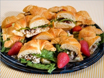 Order Lunch and Dinner Platters